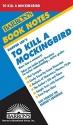 To Kill A Mockingbird (Barron's Book Notes)