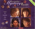The American Mystery Puzzles: Solve Four Mini Mysteries Piece by Piece! : Featuring Kit, Samantha, Kaya, Molly