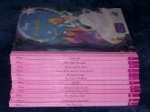 Disney Princess Storybook Library: Princess and the Frog 12 Volumes