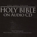 Holy Bible On Audio CD