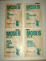 Moses - 4 Volume Set
