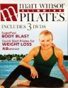 Mari Winsor Slimming Pilates: SuperFast Body Blast / Quick Start Pilates for Weight Loss / ABsession