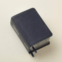 LDS Scriptures - Holy Bible, Book of Mormon, Doctrine and Covenants, Pearl of Great Price (Compact Quad) Blue Bonded Leather
