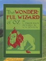 The Wonderful Wizard of Oz Replica Edition of 1900 edition (with errors), Signed by Robert Baum