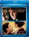 A Beautiful Mind / Cinderella Man Double Feature [Blu-ray]