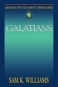 Abingdon New Testament Commentaries: Galatians