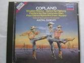 Copland: El Salon Mexico, Dance Symphony, Fanfare for the Common Man