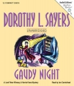 Gaudy Night (Mystery Masters)