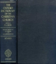 The Oxford Dictionary of the Christian Church (Second Edition)
