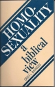 Homosexuality: A Biblical View