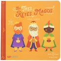 Tres Reyes Magos: Colors - Colores (English and Spanish Edition)