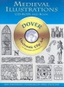 Medieval Illustrations CD-ROM and Book (Dover Electronic Clip Art)