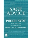 Sage Advice: Pirkei Avot (English and Hebrew Edition)