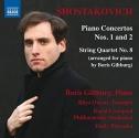 Dmitri Shostakovich: Piano Concertos Nos. 1 & 2