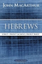 Hebrews: Christ: Perfect Sacrifice, Perfect Priest (MacArthur Bible Studies)