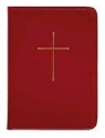 Book of Common Prayer Deluxe Personal Edition: Red Bonded Leather