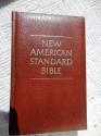 New American Standard Bible (Reference Edition)