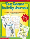 Easy Science Activity Journals (Grades 3-6)