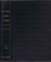 BEING AND TIME (Translated from the German