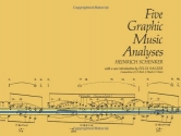 Five Graphic Music Analyses (Dover Books on Music)