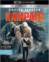 Rampage  [4K] [Blu-ray]