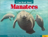 Manatees (I Can Read About)