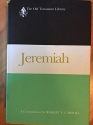 Jeremiah, a Commentary (Old Testament Library)