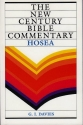 Hosea (New Century Bible Commentary)