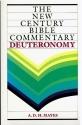 Deuteronomy: New Century Bible (New Century Bible Commentary)