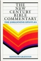 The Johannine Epistles: Based on the Revised Standard Version (New Century Bible Commentary)