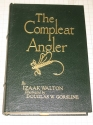 The Compleat Angler - Izaak Walton - Easton Press - Collector's Library of Famous Editions - Notes From the Archives