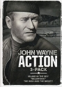 Island In The Sky / McLintock / The High and The Mighty [John Wayne Action 3-Pack]