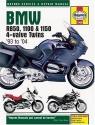 BMW R850, 1100 & 1150 4 Valvetwins 1993-2004 (Haynes Service & Repair Manual)