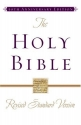 The Holy Bible: Revised Standard Version, 50th Anniversary Edition