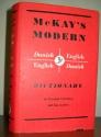 McKay's Modern Danish-English Dictionary