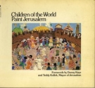 Children of the World Paint Jerusalem