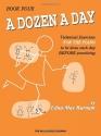 A Dozen a Day Book 4 (Dozen a Day Songbooks)