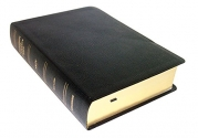 Nelson 3555 Thompson Chain Reference Study Bible NKJV in Black Bonded Leather