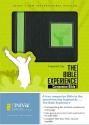 Inspired By...The Bible Experience Companion Bible, Black / Lime Edition