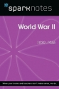 World War II (SparkNotes History Note) (SparkNotes History Notes)