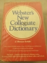Webster's New Collegiate Dictionary