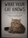 What Your Cat Knows