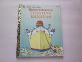 Richard Scarry's Floating Bananas (Little Golden Book)