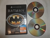 Batman 4 Film Collection