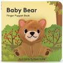 Baby Bear: Finger Puppet Book (Finger Puppet Books)