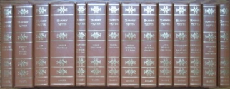 Barnes' Notes. 14 Volume Set.
