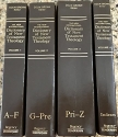 The New International Dictionary of New Testament Theology, Complete 3 Volume Set plus Index Volume 4