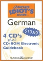 The Complete Idiot's Guide to German: Program 1 (Complete Idiot's Guides)