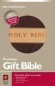 Premium Gift Bible NLT, TuTone