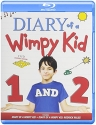 Diary of a Wimpy Kid 1 & 2 Blu-ray Double Feature